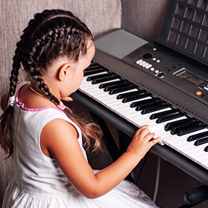 Learn Keyboard Course at Best Music Classes Jays Octave